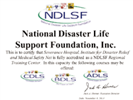National Disaster Life Support Foundation